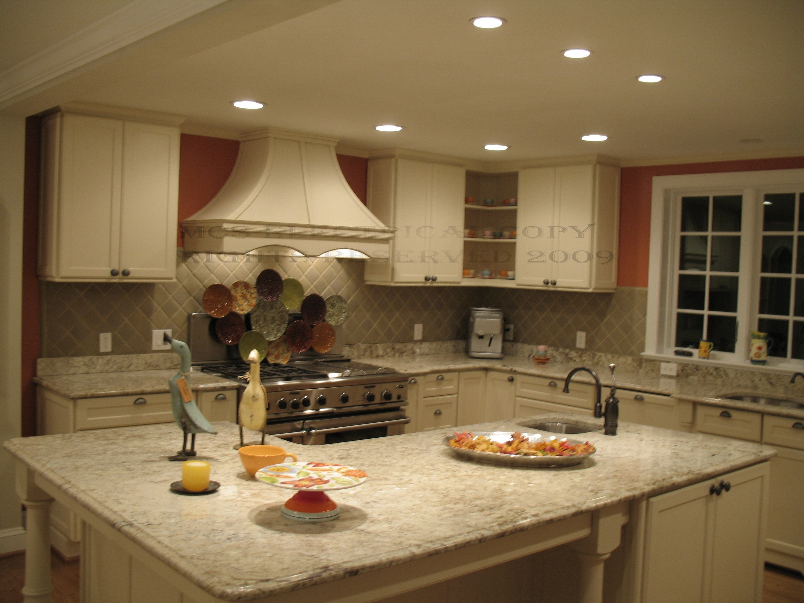Recessed Kitchen Lighting Preferred Home Design